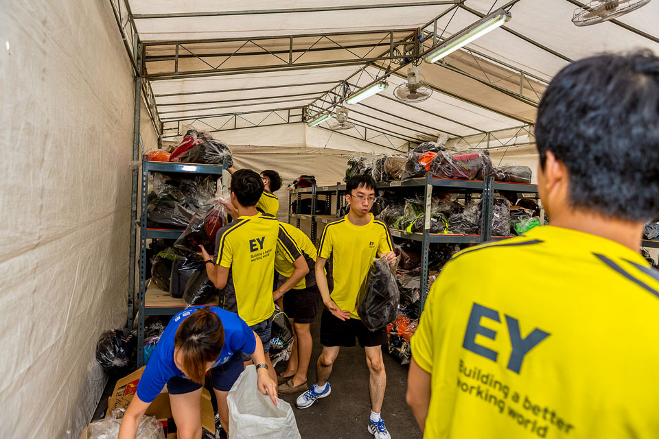 Why You Should Never, Ever Think About Volunteering at Races!