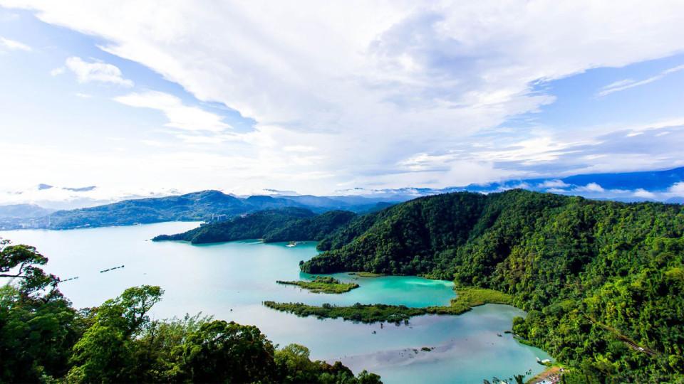 Sun Moon Lake Marathon 2015: Captivating Heavenly Beauty For Centuries