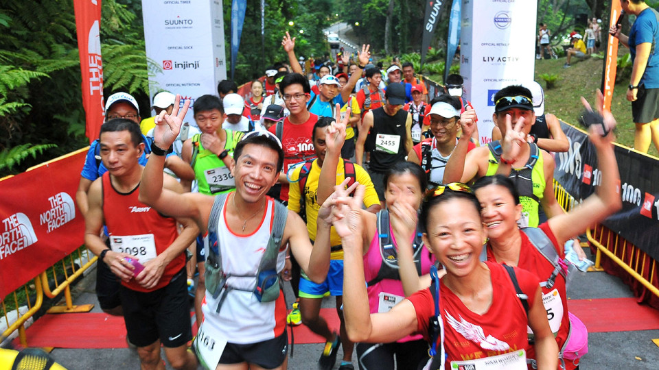 The North Face 100 Singapore: 3,000 Conquered Toughest Local Trail Race