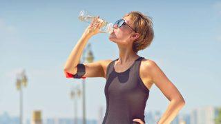 Do You Drink Enough When You Run?