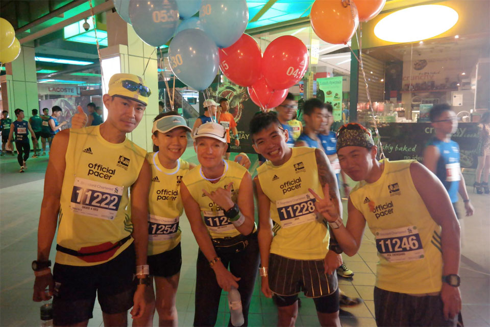 Hubert CJY Actually Proved that Camaraderie Among Runners Is Real!