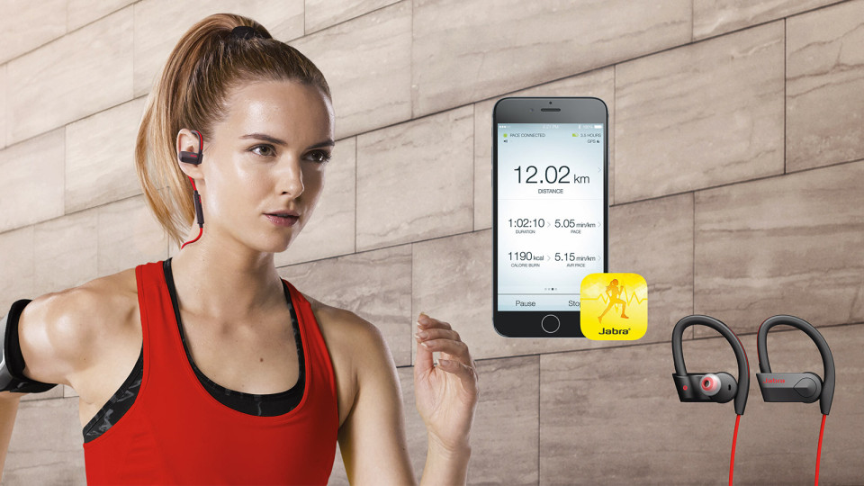 New Year New You with the Jabra Sport Pace