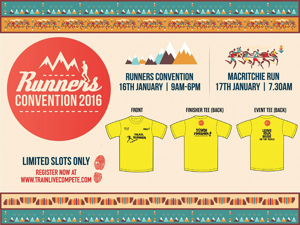 Why You Must Join The Singapore Runners Convention 2016