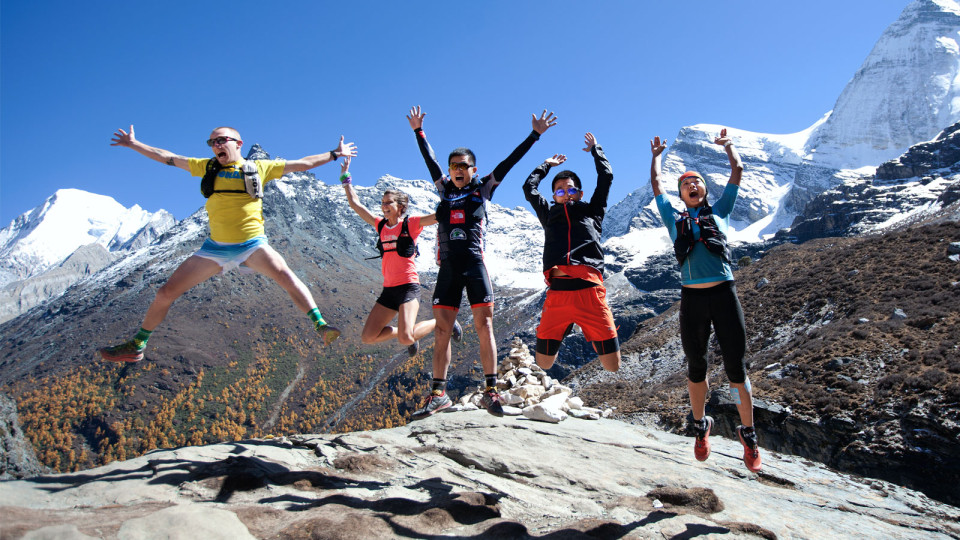 2016 Skyrunner World Series Starts Off With Yading Skyrun in Sichuan, China