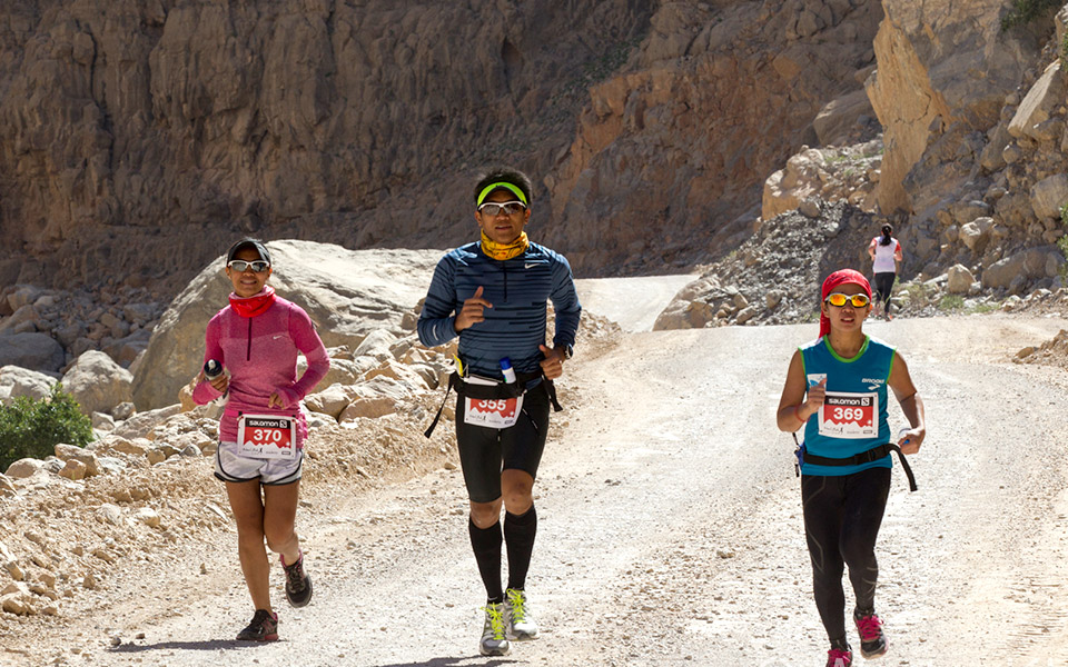 24th Salomon Wadi Bih Run: A Revelational Experience in Mountains High and Valleys Deep