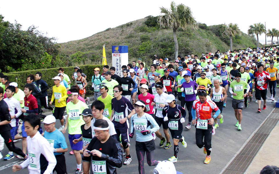 29th Tanegashima Rocket Marathon: Whiz Through Japanese Countryside & Charming Towns