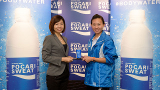 Pocari Sweat Gives Olympic-Bound Marathoner Neo Jie Shi a Timely Boost