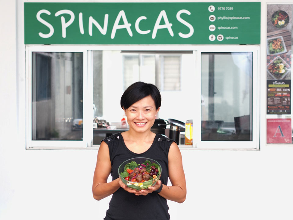 Why Spinacas is Creating These Hearty Yet Healthy Salads