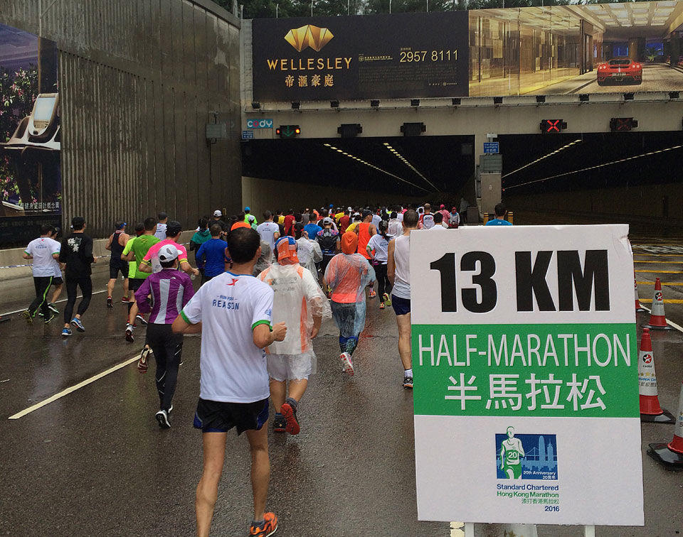 I Finally Did My First Overseas Half-Marathon. Here's How It Happened.