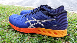 Why I Got My Man into ASICS FuzeX Men Running Shoes