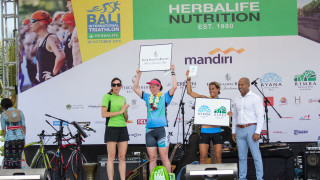 9th Annual Bali International Triathlon 2016