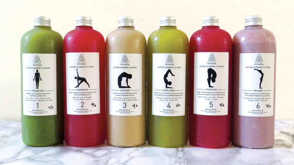 Could 6 Bottles of Cleansing Juice Change My Life?