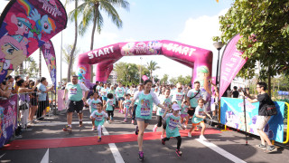 Singapore First Ever MY LITTLE PONY Friendship Run
