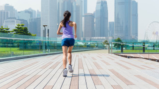 Confessions of a Singapore Running Girl