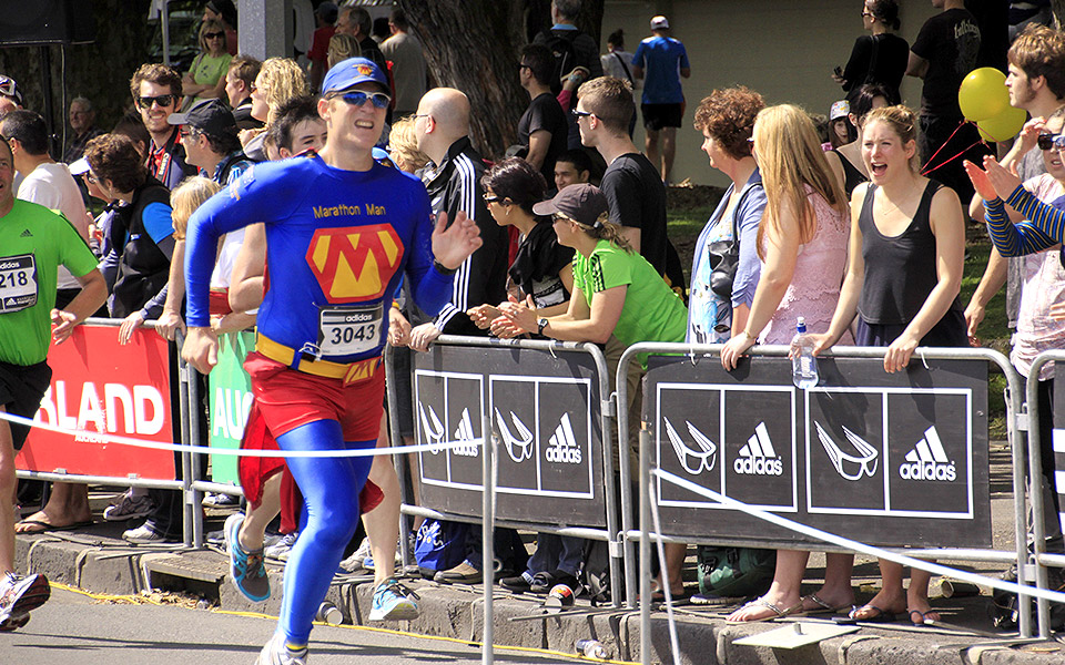 True Confessions of First-time Marathon Runners