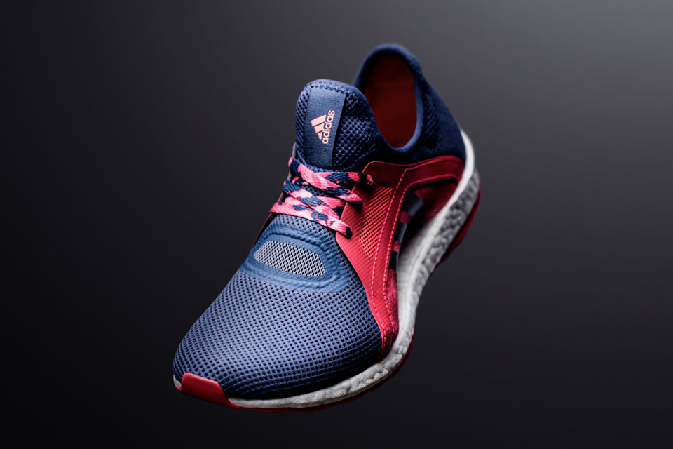 592d9b73b New adidas PureBOOST X  First Running Shoes Created For Women By Women