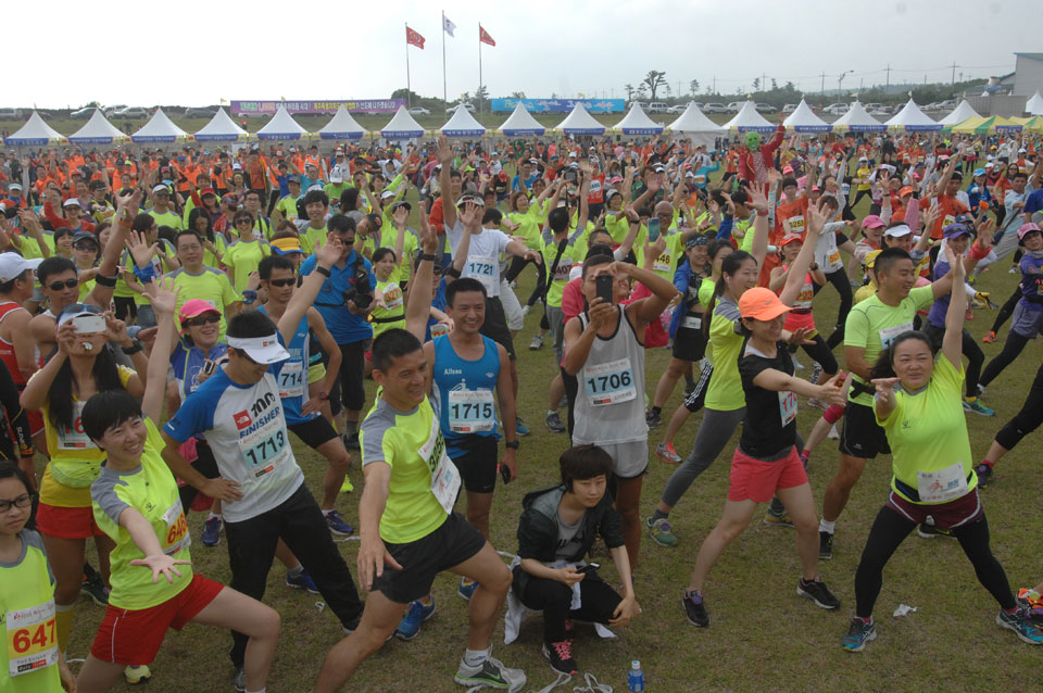 Run Coast to Coast in the 21st Jeju International Tourism Marathon Festival