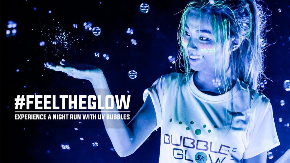 BUBBLE GLOW 5K
