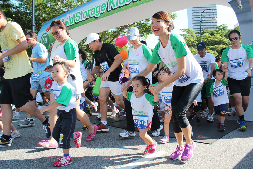 Last Call To Sign Up For Cold Storage Kids Run!