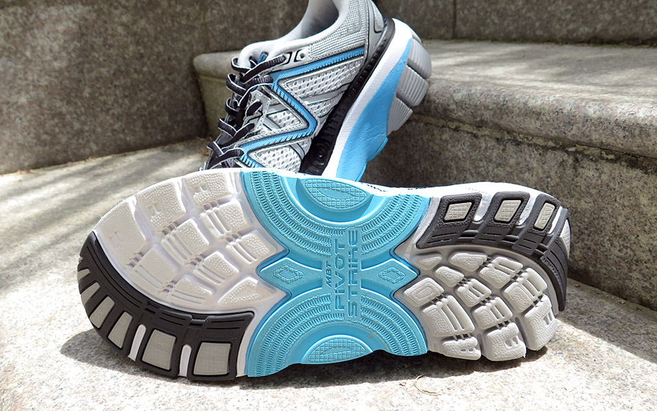 Want Controversy With Your Running Shoes? The MBT Zee 16 Delivers