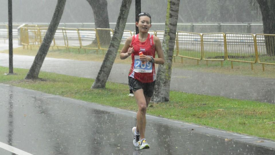 Neo Jie Shi  The New Face of Singapore Marathoners with Big Olympic Hopes! 8c8c6b8e17
