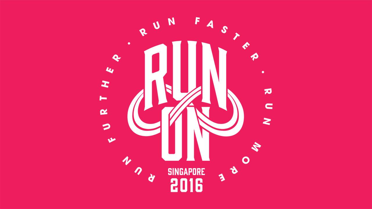 New Balance Run On Singapore 2016