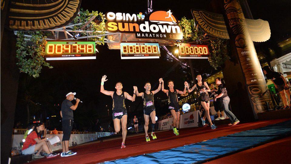 OSIM Sundown Marathon 2016