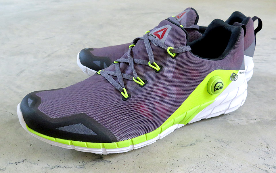 6ac0abe39 I Kill Two Birds with One Stone with Reebok ZPump Fusion 2.0 Men s Running  Shoes