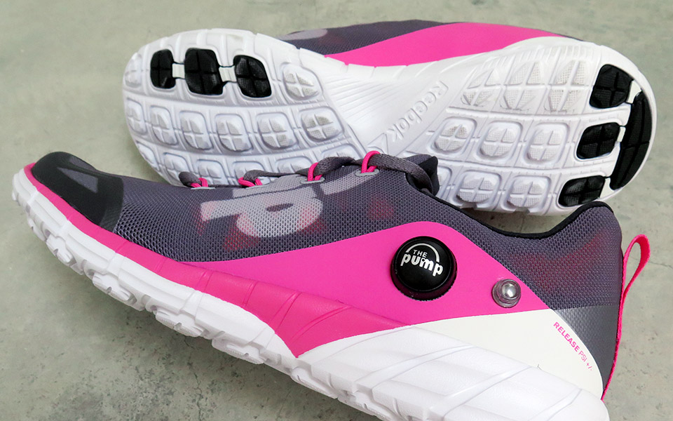 I Dedicated My Reebok ZPump Fusion 2.0 Athletic Shoe To Someone