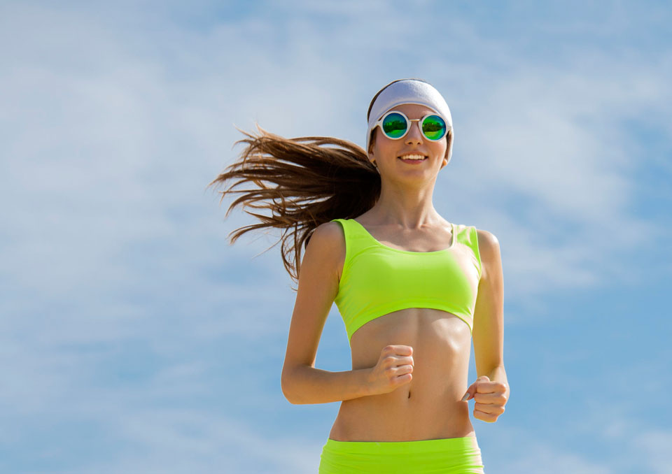 Do Runners Hate Wearing Glasses?