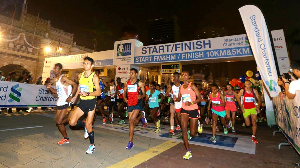New Changes to Standard Chartered KL Marathon 2016