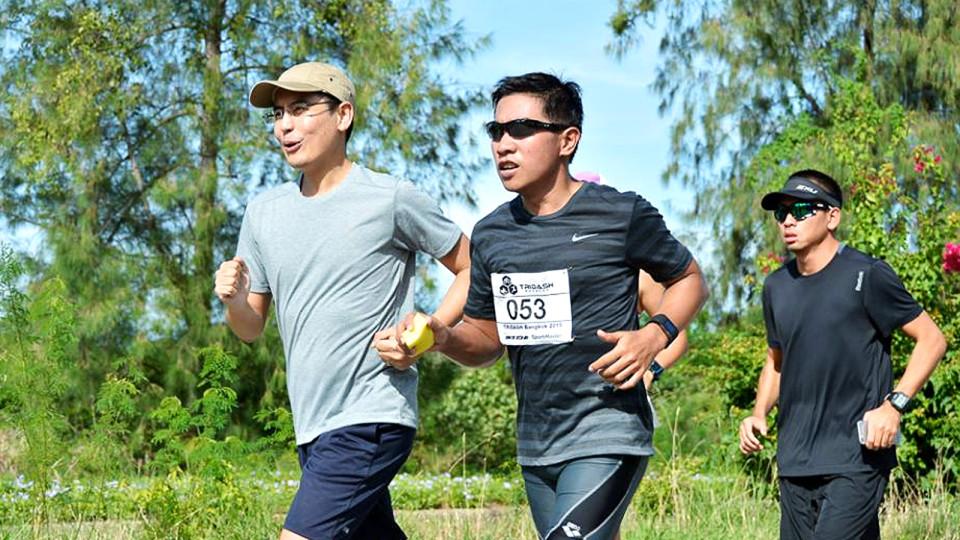 Aspiring Triathletes, Get A Jump Start With Tri Dash Bangkok!