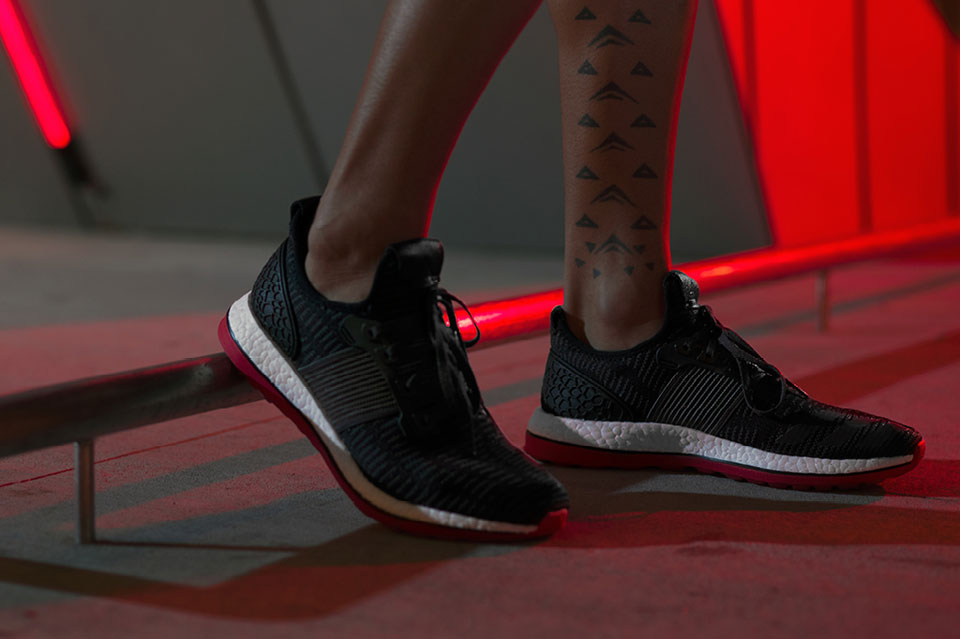 New adidas PureBOOST ZG: High Fashion Running Shoe for Men