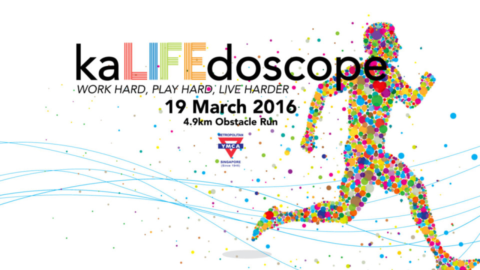 kaLIFEdoscope Obstacle Run 2016