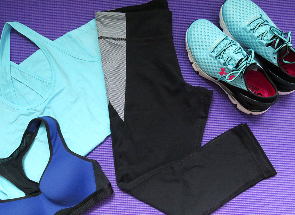 Burst into Spring with These New Under Armour Introductions
