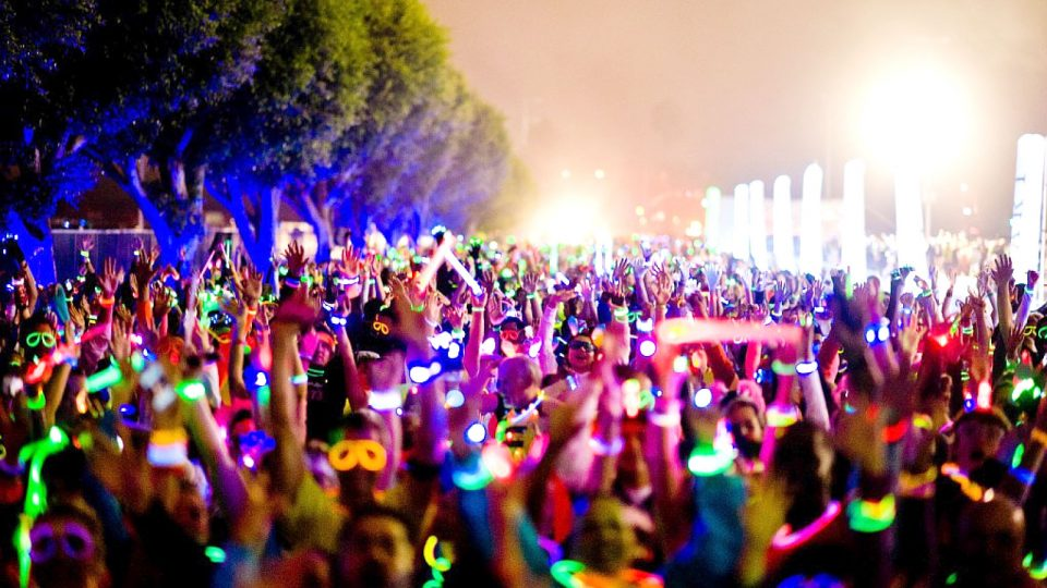 G-Run 2016: The Ultimate, All-In-One UV Light Fun Run!