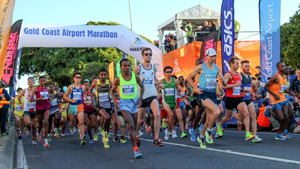 Why You Should Forget Everything Else and Run the Gold Coast Marathon