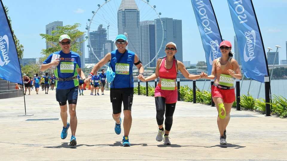 Discover the Island Anew in Singapore City Race 2016