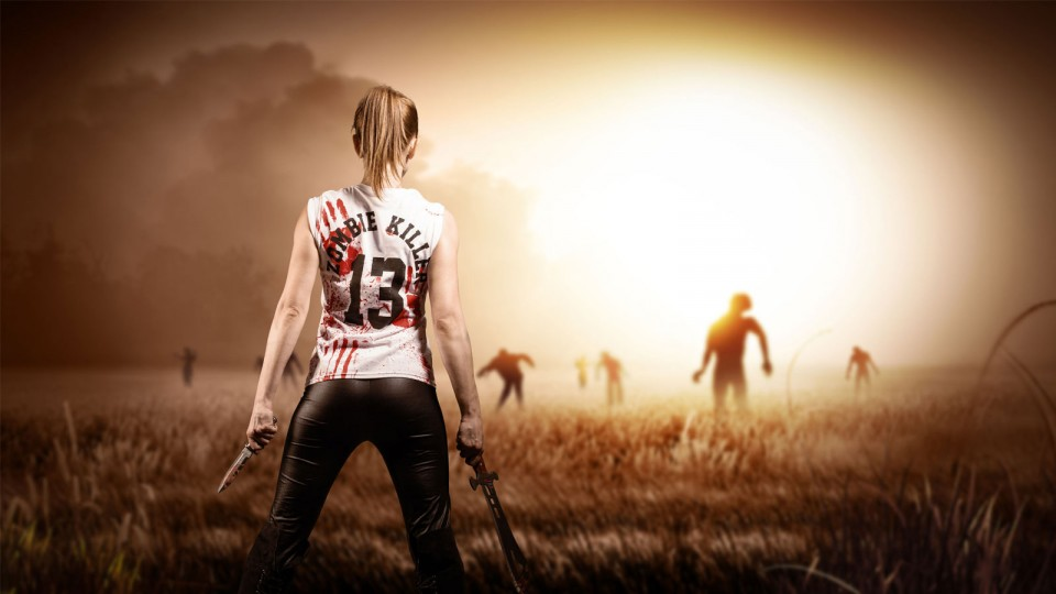 How Runners Can Survive a Zombie Apocalypse!