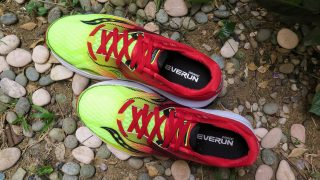 I Made My Cousin Step Out of His Comfort Zone Testing the Saucony Kinvara 7