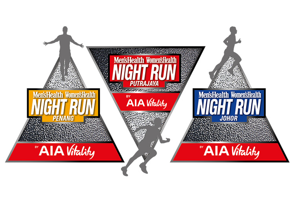 Night Run Medals