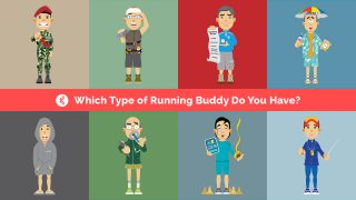 Which Type of Running Buddy Do You Have?