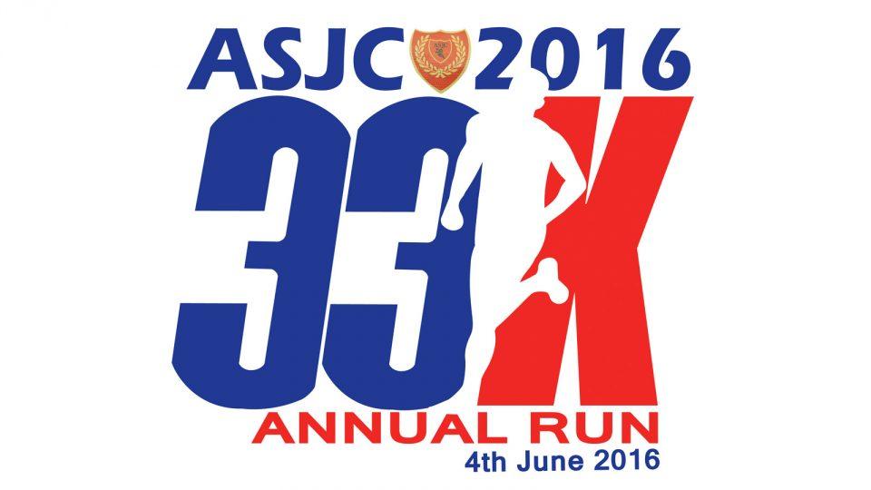 ASJC 33rd Marathon 2016