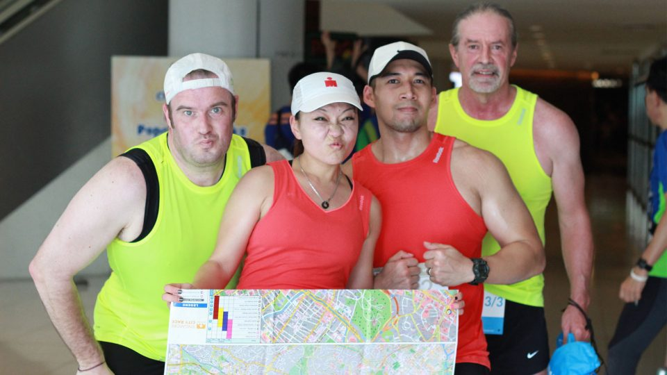 You Can't Be Silly About The Singapore City Race 2016
