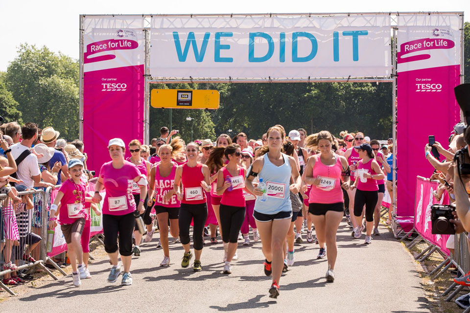 Can Running Cure Cancer?