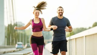 Why Make-up Running is Even Better than Make-up Sex!