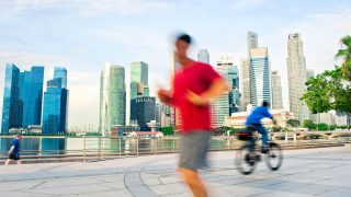 Singapore Runners, Do you Hate Cyclists and Other Mobility Device Pilots?