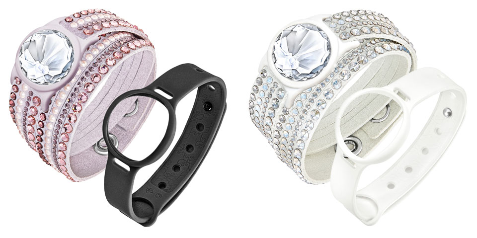 Sports Lux Redefined: Swarovski Launches Activity Tracking Jewellery Collection