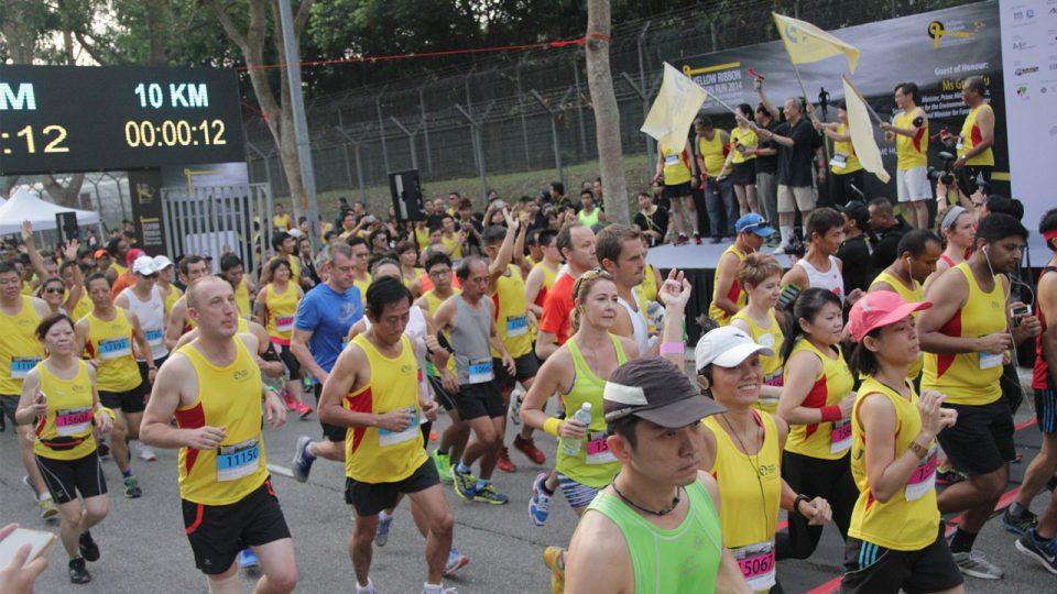 Yellow Ribbon Prison Run 2016