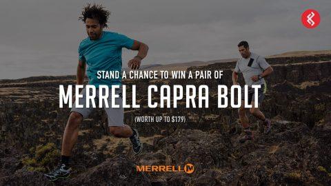 Merrell Capra Bolt: Win a Pair Today!